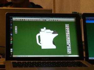 Creating 3D initial Designs